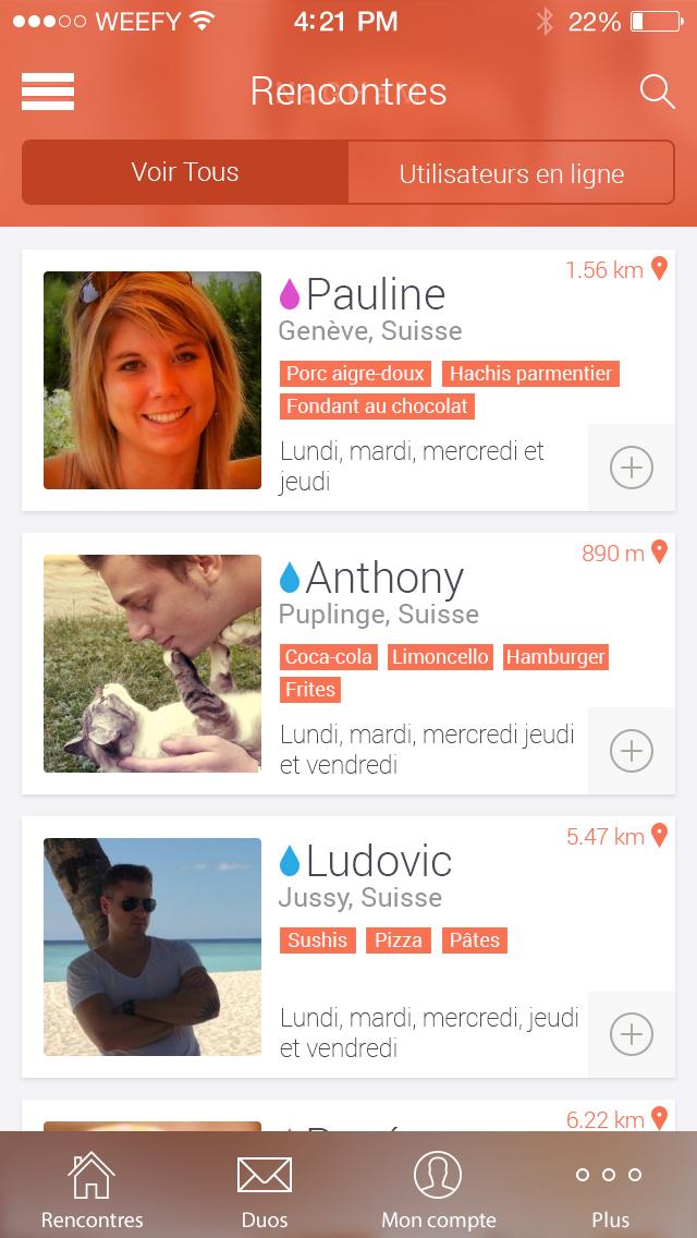 Site de rencontre par mobile