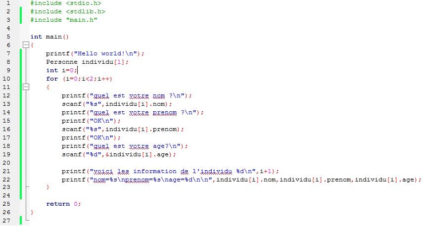Structure langage c exercice carnet d 39 adresse par coco53r - C est au programme chroniqueur ...