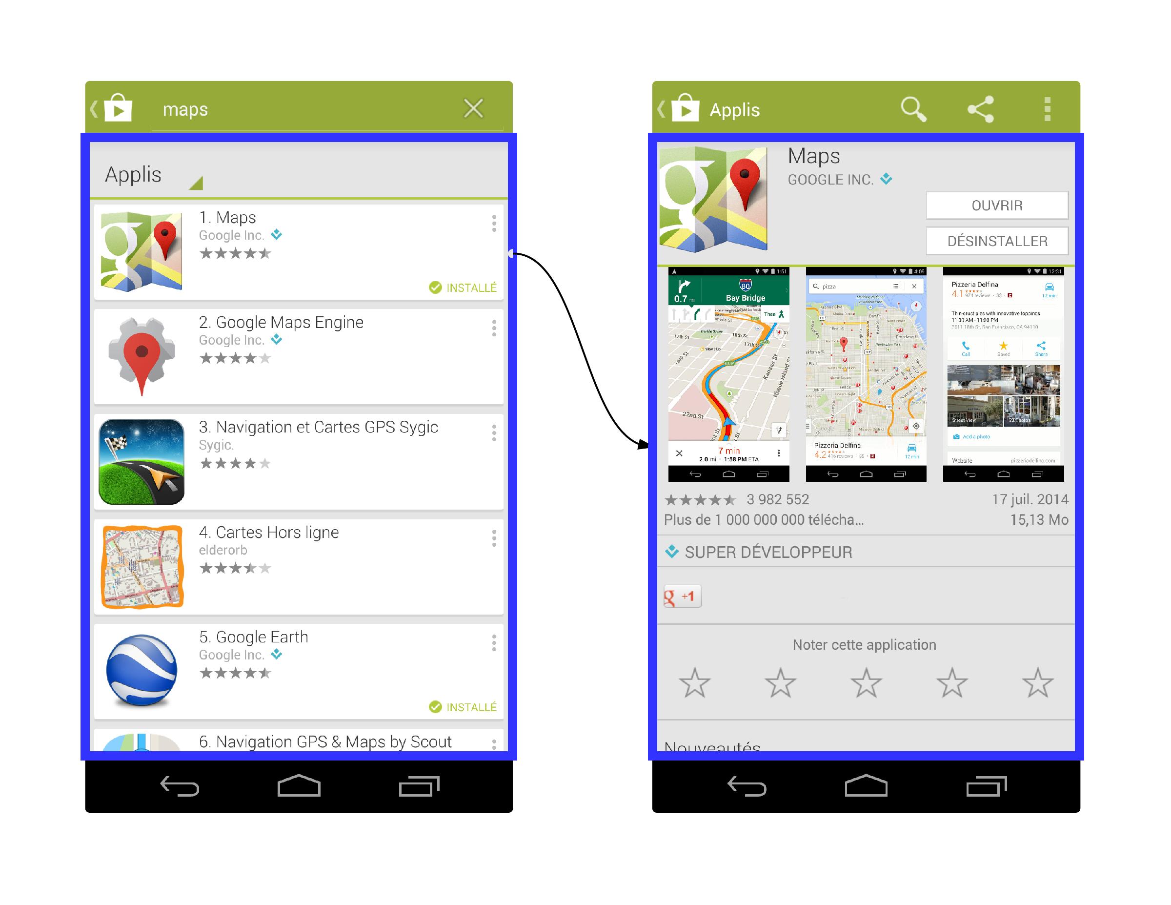 Logiciel d architecture pour android 3d application