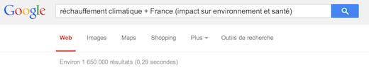 Exemple Google c