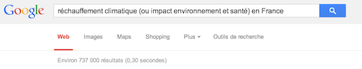 Exemple Google cc