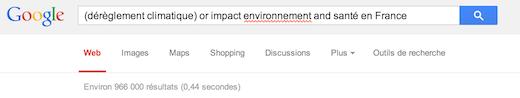 Exemple Google d