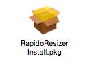 Exemple de fichier .pkg