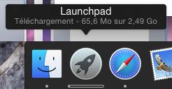 Téléchargement de Xcode