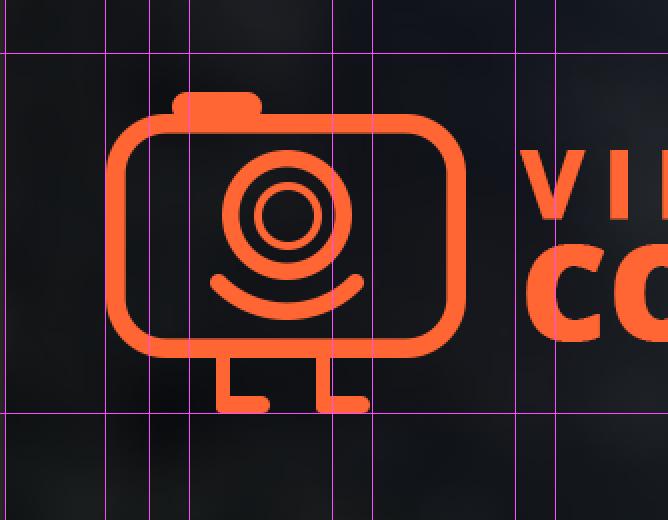 Reconnaissez-vous les différentes formes vectorielles composant le logo ?