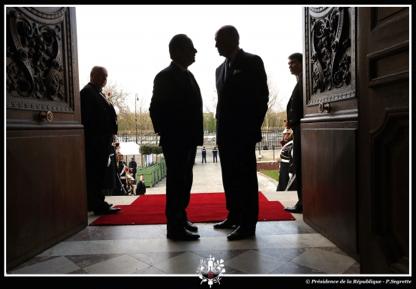 Crédit : Présidence de la République - Pascal Segrette