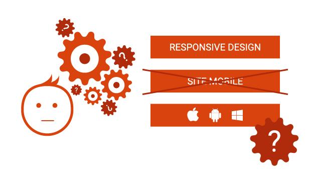 Même si de nos jours il préférable d'avoir un site responsive, il n'est pas forcément la réponse à tous les projets