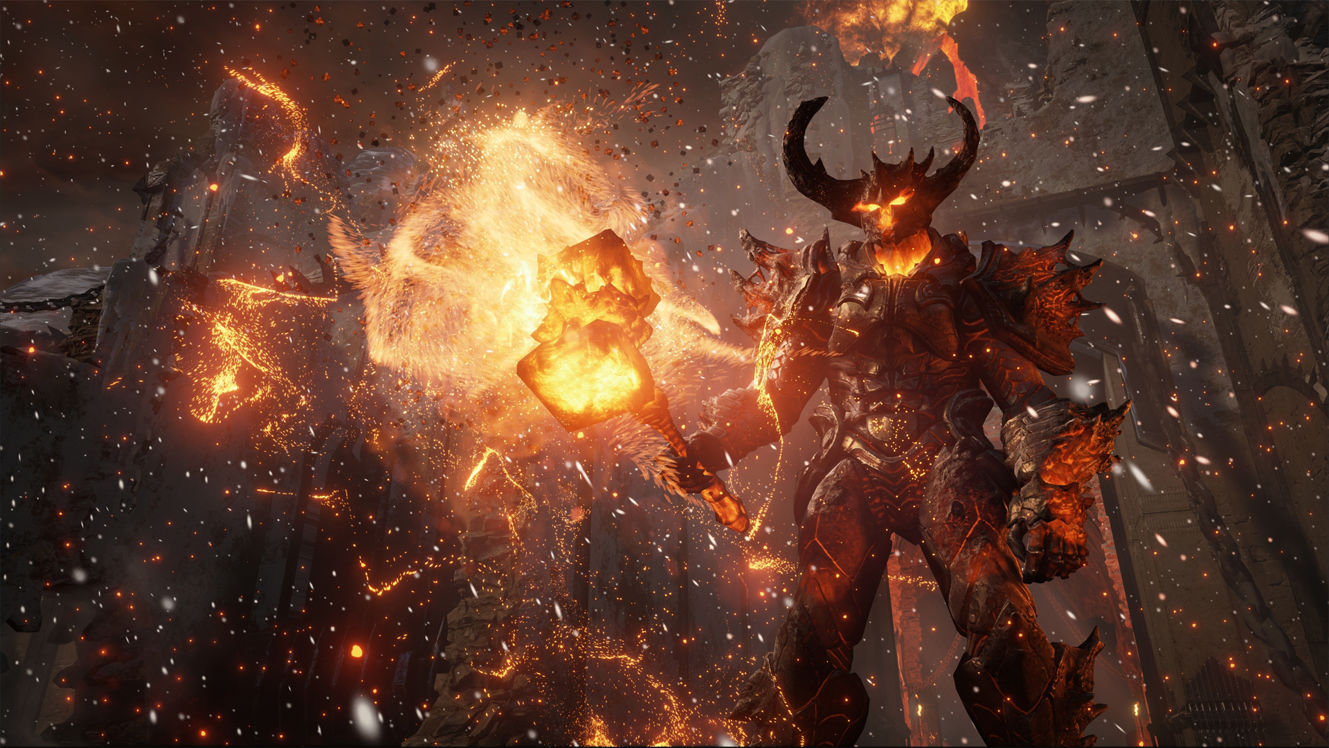 Elemental Demo par Epic Games