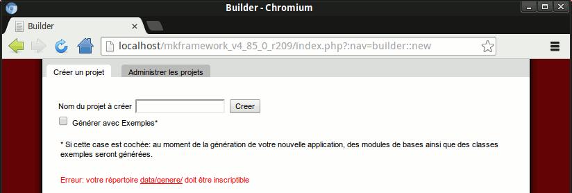 Le Builder