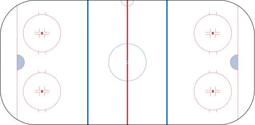 Blender texture r aliste pour une patinoire perte de r solution sur une image plaqu glace - Dessin patinoire ...