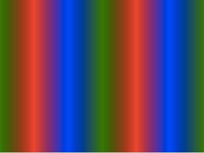 Dégradé linéaire répétitif avec plusieurs couleurs !