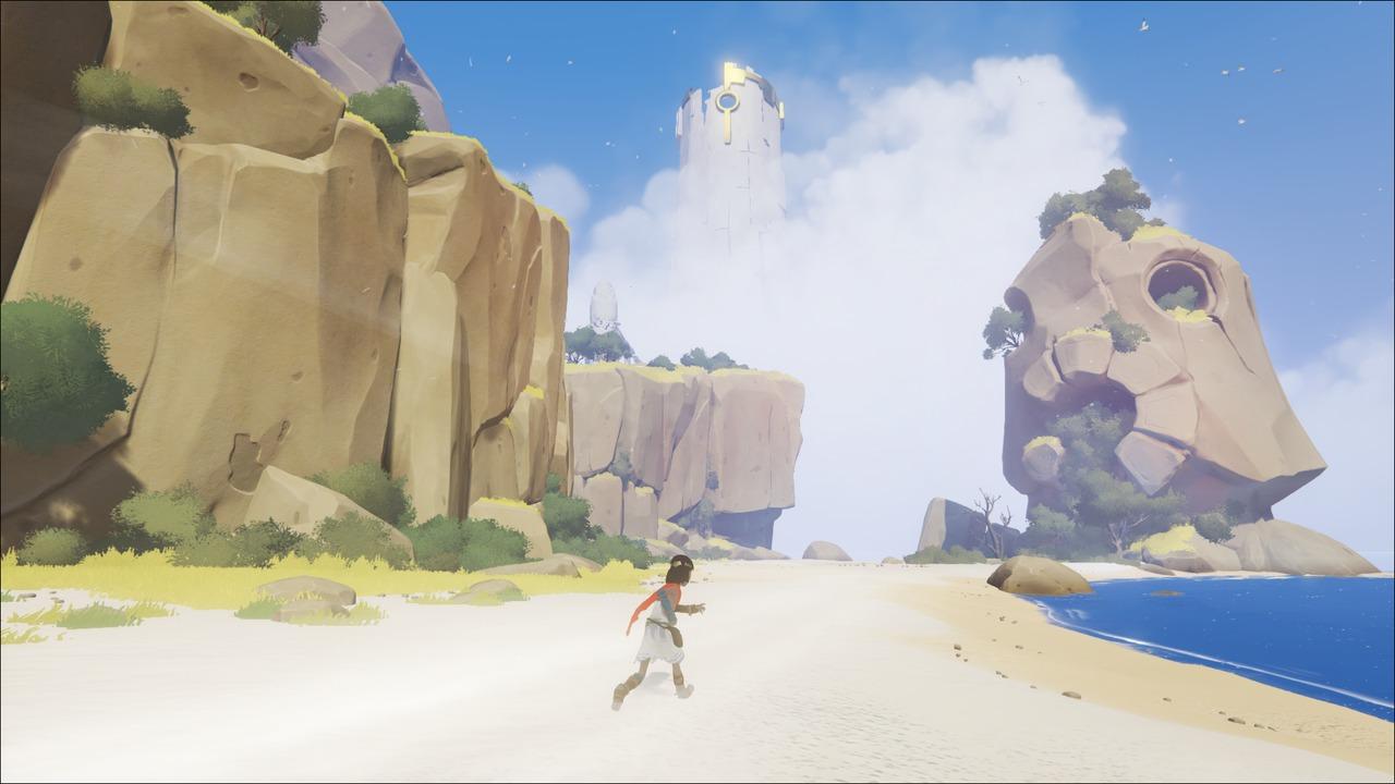 Rime est un jeu indépendant sur PS4