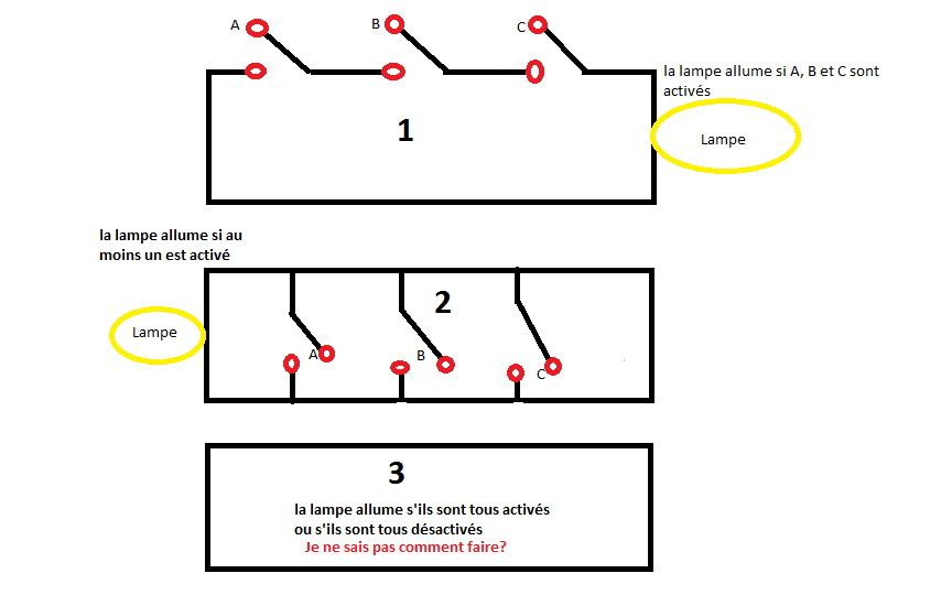 R solu circuit logique sch ma openclassrooms for Circuit logique