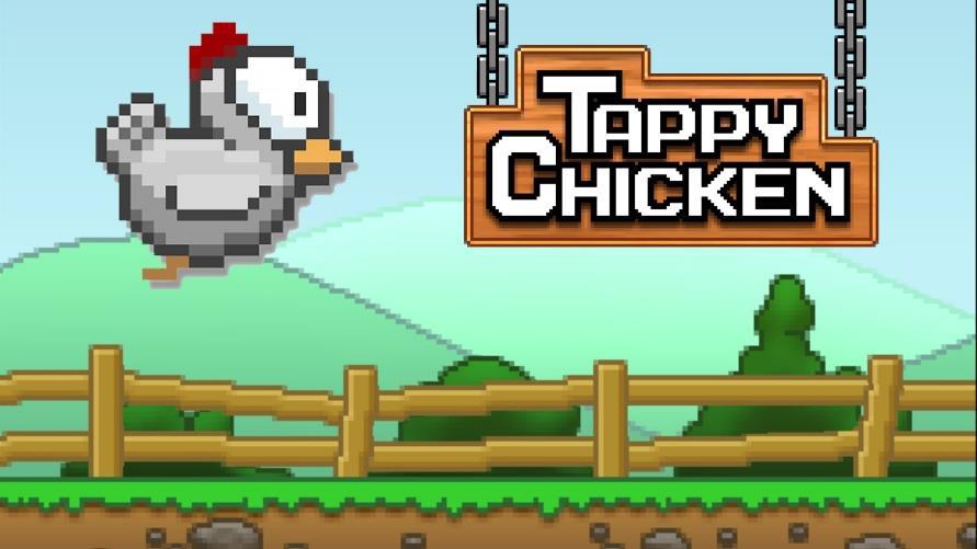 Tappy Chicken : eh oui… développer des jeux en HTLM5, Android ou iOS est possible avec UE4.