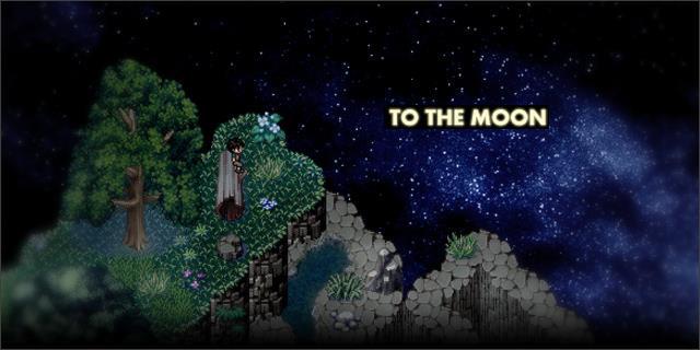 To The Moon est un projet indépendant développé avec le moteur de jeu RPG Maker.
